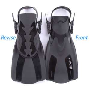 Adult Short Fins for Swimming & Snorkeling - Made in China pictures & photos