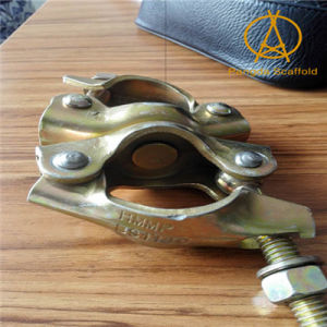 China Safe Durable Swivel Scaffolding Coupler for Pipe pictures & photos