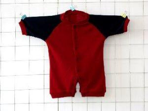 Baby Merino Wool Romper
