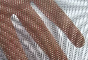 Cheap Gal Square Wire Mesh Anping Factory pictures & photos