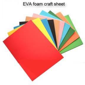 China eva foam craft sheet china yoga mat high for Soft foam sheets craft