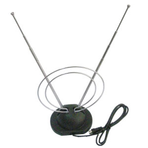 Rabbit Antenna Indoor TV Antenna pictures & photos