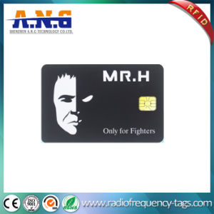 Contact Issi24c02 RFID Card for Access Control pictures & photos