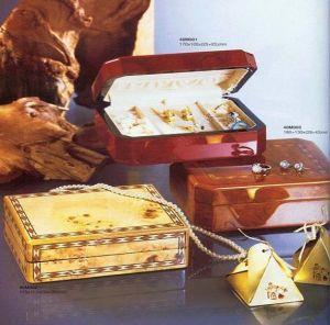 Wooden Box (P040b)