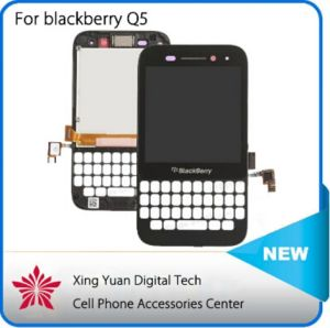 for Blackberry Q5 LCD Display Screen+Touch Glass Digitizer Assembly