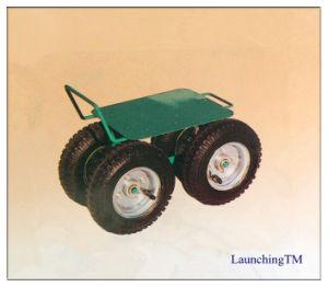 Garden Stool Cart (LCT-1409)