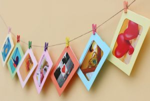 Custom Wood Photo Frame & Wood Picture Frame pictures & photos