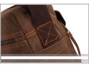 Man′s Cancas Shoulder Bag High Quatlity (RS-H9151A) pictures & photos