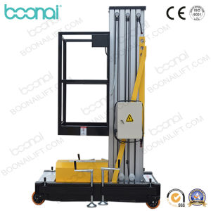 8m Aluminum Alloy Working Platform Lift with Ce & ISO pictures & photos