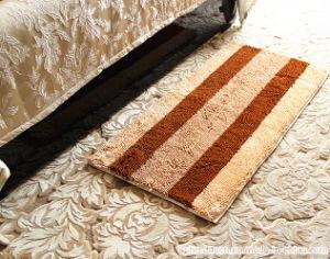 Microfiber Shaggy Polyester Chenille Carpet Floor/Bath/Door Rug pictures & photos