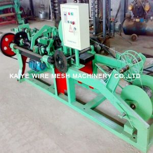 Manufacturer Automatic Barbed Wire Mesh Machine pictures & photos