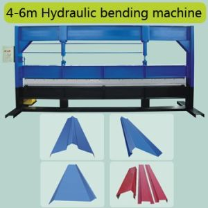 High Quality Hydraulic Plate Bending Machine pictures & photos
