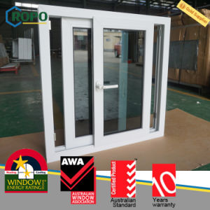 PVC Double Glazed Insulated Windows and Doors Manufacturer pictures & photos