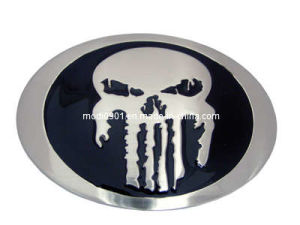 Custom Metal Big Black Note Paint Logo/Name Plate Metal Craft - Aluminum Tag (KS-AL2210) pictures & photos
