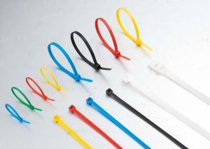 Full Sizes Nylon Cable Ties with Ce RoHS UL Certification pictures & photos