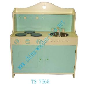 Wooden Toys Kitchen Set (TS 7565) pictures & photos