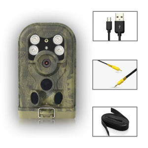 12MP HD Weather-Proof IP68 Invisible IR Trail Camera pictures & photos