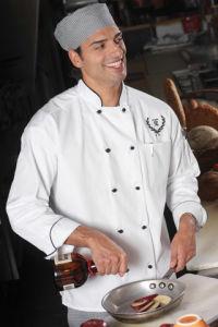 Chef Uniform (Em524) pictures & photos
