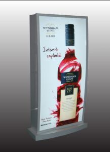 Lightbox Display Stand