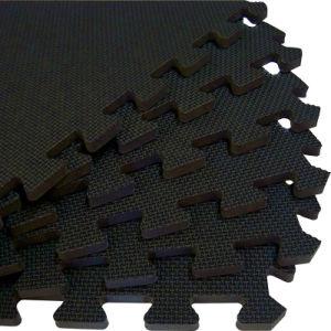 60*60 1cm 1.2cm 2cm Interlocking EVA Mat for Sport Gym pictures & photos