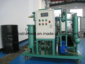Zjc-T Series Turbine Oil Vacuum Oil Recycling Machine pictures & photos