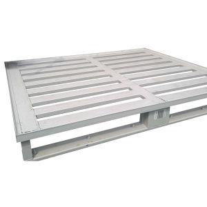 Steel Pallet with 4 Forklift Ways for Pallet Rack