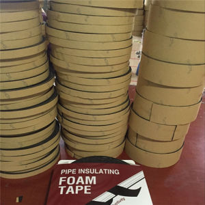 Closed Cell NBR Foam Tape for Sealing pictures & photos