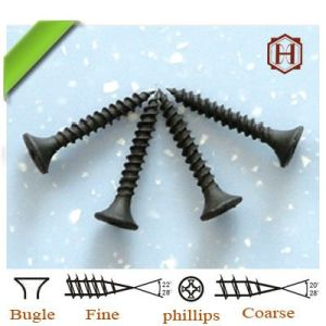 High Quality Black Drywall Screw pictures & photos