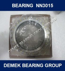 Double Row Cylindrical Roller Bearing Nn3015 as. M. Sp pictures & photos