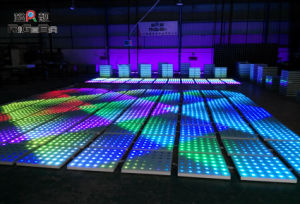 60X60cm Waterproof LED Dancing Floor LED DJ Floor Light pictures & photos