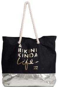 Gold Foil Beach Bag pictures & photos