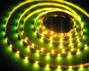 30LEDs SMD5050 Brightness Water Proof Decorational LED Flexible Strip Lighting pictures & photos