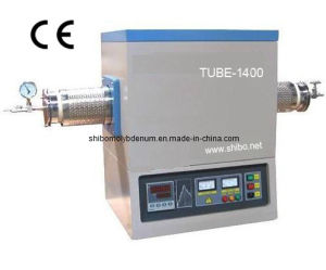 CE Certificated 1400 Lab Vacuum Tube Furnace pictures & photos
