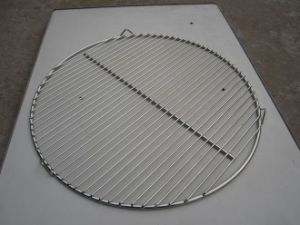 Stainless Steel Round Cooking Wire Rack pictures & photos