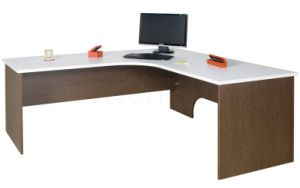 MFC Wooden Furniture Manager Table Office Table (DA-105)