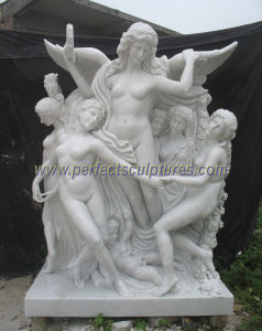 Garden Carved Stone for Garden Marble Sculpture (SY-X1729) pictures & photos