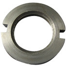 Machining Slotted Nut/Stainless Steel Round Nuts Slotted/ pictures & photos