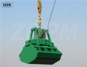 Electric Hydraulic Grab pictures & photos