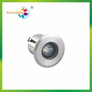 1W Round LED Underground Light IP68 pictures & photos