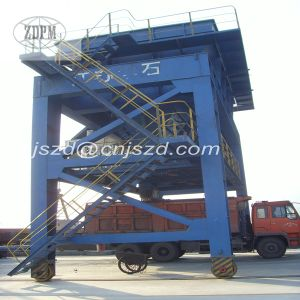 Rail Mounted Mobile Dust Proof Port Cement Hopper pictures & photos