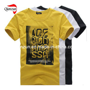 Fashionable and Popular Custom T-Shirt (ZJ046) pictures & photos