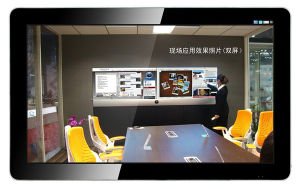 65inch All in One PC, PC 2 in 1 Dual Core 1.8g, Ad Player pictures & photos