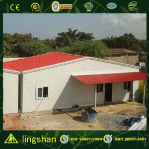 Prefabricated Sandwich Panel House/Steel Frame House (LS-MC-033) pictures & photos
