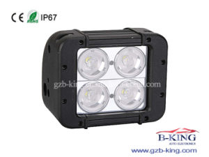 "High Power IP67 4.6"" 40W CREE LED Light Bar pictures & photos"