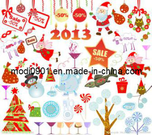 Sticker-Christmas Promotion (WY-SS0326974) pictures & photos
