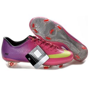 Rose Pink World Cup Football Shoe Nk pictures & photos