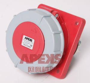 63a/125a Industrial Socket-Straight pictures & photos