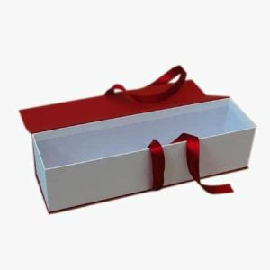 China Supplier High Quality Paper Wine Box Wholesale (YY-W0105) pictures & photos
