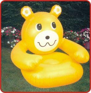 Inflatable Bear Chair (CQ08101)