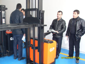 1 Ton Full Electric Stacker (TB10D-16)